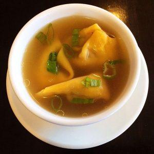 Wonton Soup - Asia Grill