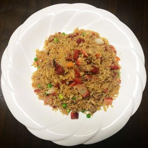 Pork Fried Rice - Asia Grill - Chinese Restaurant Peoria IL