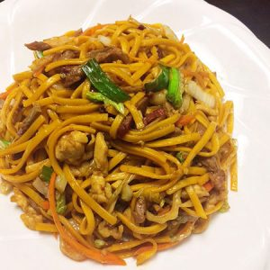 House Special Lo Mein 2 - Asia Grill
