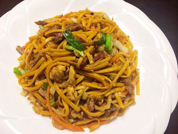 House Special Lo Mein Qt Asia Grill
