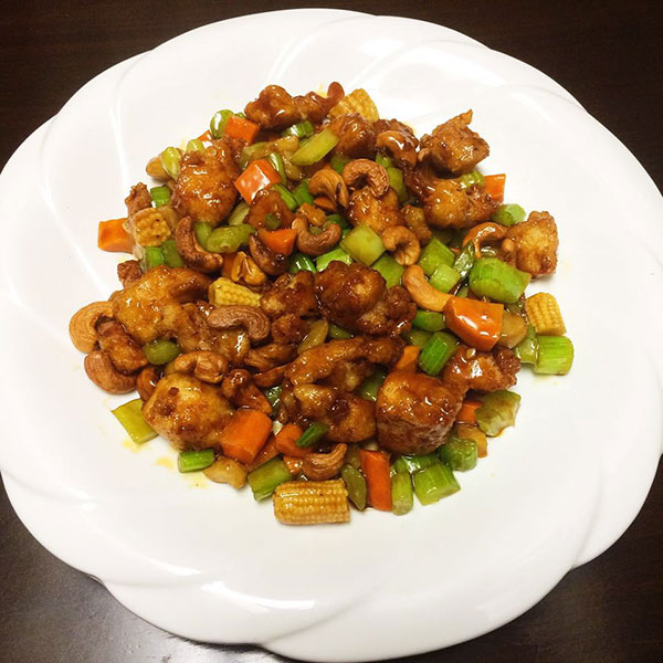 Chicken w. Cashew Nuts - Asia Grill - Chinese Restaurant Peoria IL