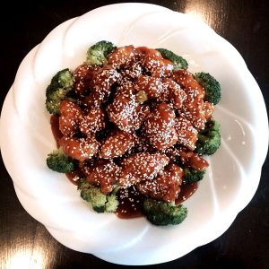 Sesame Chicken - Asia Grill