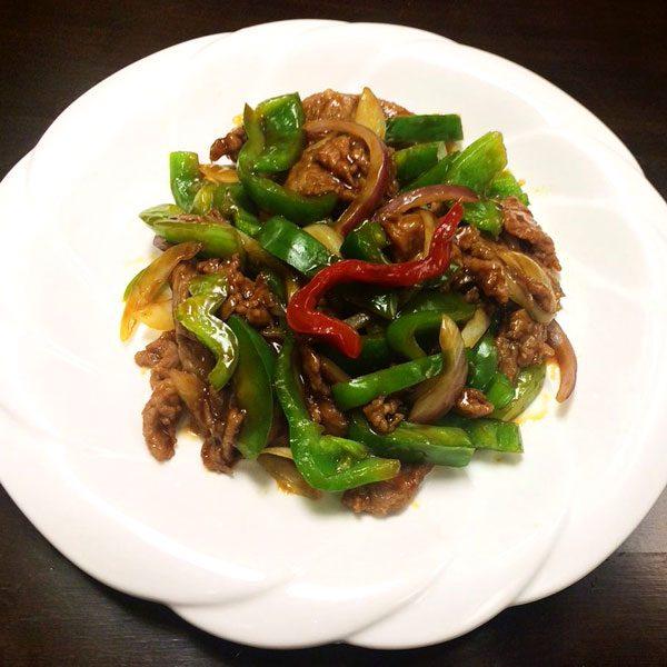 Pepper Steak - Asia Grill