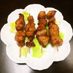 Chicken Skewers - Asia Grill - Chinese Restaurant Peoria IL
