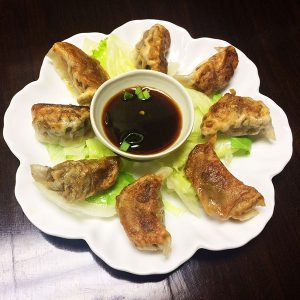 Fried Pot-stickers - Asia Grill - Chinese Restaurant Peoria IL