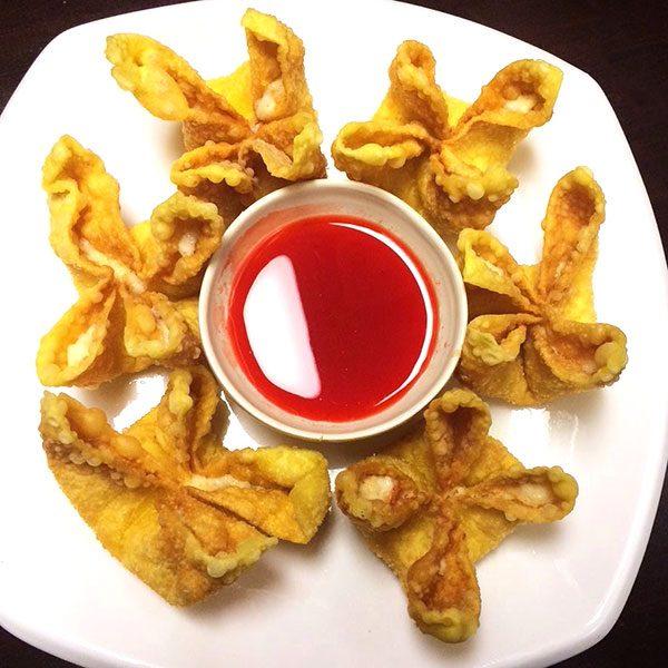 Crab Rangoon 2 - Asia Grill