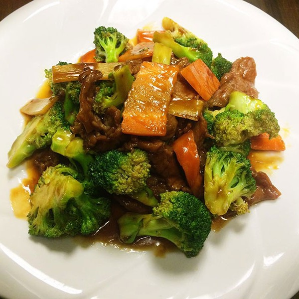 Beef w. Broccoli - Asia Grill - Chinese Restaurant Peoria IL
