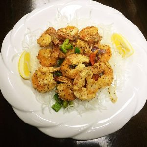 Salt & Pepper Prawns - Asia Grill - Chinese Restaurant Peoria IL