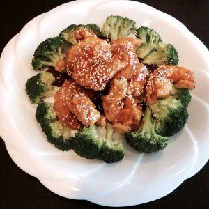 Sesame Shrimp - Asia Grill